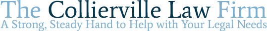 The Collierville Law Firm logo